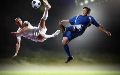 Fodboldudstyr fra de kendte mærker
